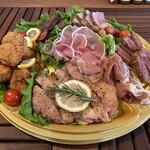 バルコラボ 肉バル - オードブル5~6名