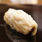 日本橋蛎殻町 すぎた - 穴子 塩で