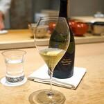 三谷 - Champagne Dom Perignon Vintage 1998