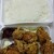 鶏笑 - 料理写真:モモ唐揚げ弁当