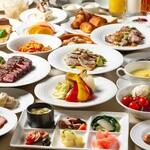 グリルブッフェ&レストラン・バー オードリー - 武藏窯グリル・オーダーバイキング