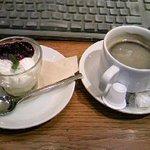 ワイアードカフェ - ランチデザート&コーヒー