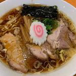 新潟長岡らーめん みずさわ  - 料理写真:生姜醤油ラーメン700円