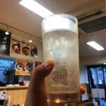 せい家 - レモンサワー