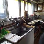 十八番 - 厨房