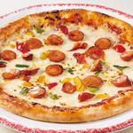 HOTチョリソーピザ