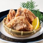 特製仕込みダレの鶏唐揚