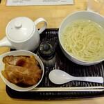 古式手打ちうどん 藏 - 料理写真:イベリコ肉汁うどん