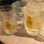 大曽根酒場 ハチ鶏 -