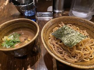 つけ麺 えん寺 吉祥寺総本店 - ベジポタつけ麺(800円)