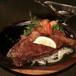 12881973 - 北海道士幌産 国産牛サーロインステーキ(150g)