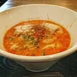 麺菜酒家らいち - AKAI 辛あめん [¥780](税別)