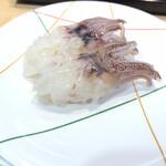 まわる寿司 博多魚がし - げそ ¥140