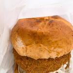 THIS 伊豆 SHIITAKE バーガーキッチン - THIS伊豆しいたけバーガー