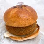 THIS 伊豆 SHIITAKE バーガーキッチン - しいたけバーガーZ