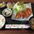 ひの亭 - チキンカツ定食