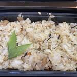 花蔵 - 料理写真:ご飯の重