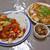 老広東 - 料理写真:酢豚飯 & 鶏片会飯