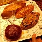 パンとお菓子の店 toco toco - 本日の購入品!