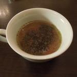 グリーンハウスアクア - スープ