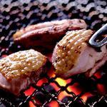 軍鶏十番 - 料理写真:ぷりっぷりの食感