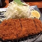 Tonkatsumaisen - まい泉青山本店(紅豚特ロースかつ膳)