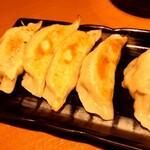 栄盛 - 大焼き餃子!