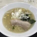 麺や オロチ - 料理写真:桑塩ラーメン  620円