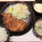伊藤和四五郎商店 - 鶏南蛮御膳