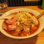 カッパ64 - 全部入りとまと(麺リフト)