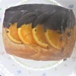 monsieur IVAN - オレンジ・チョコがけ
