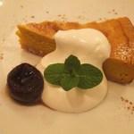 12883101 - かぼちゃのケーキ