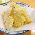 ほくしょう - 太刀魚の天ぷら
