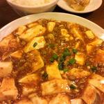 東光飯店 - 麻婆豆腐ランチ