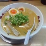 Tenkaippin - こってり(スープ大盛)味玉トッピング
