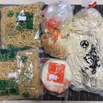 (有)丸八製麺所 - 料理写真:
