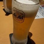 居酒屋 民宿 - 生ビール