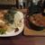 カレー食堂 コモやん。 - 料理写真:ビーフワラット スペシャル 1500円 (2020.3)