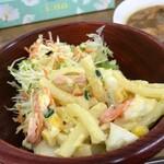 食堂 さくら - サラダ