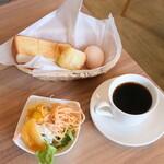 hono/hono/cafe - 料理写真: