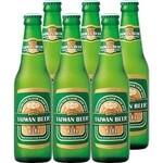 中華屋 長右ヱ門 - 台湾ビール 金牌(キンパイ)