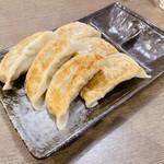 らぁ麺 はせ川 - 餃子