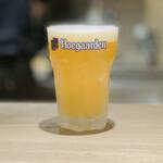 くそオヤジ最後のひとふり - ドリンク写真:ビール