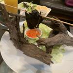 爬虫類カフェ ロックスター -