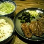 12886237 - 厚切り牛タン定食