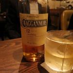甘美堂 - Cragganmore のロック