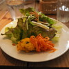 絵音カフェ - 料理写真:ランチのサラダ