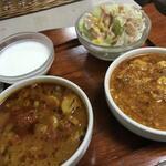 インド料理ヒマラヤ - TWOカリー