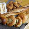 イル・デ・パン - 料理写真:買求めた品々
