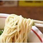 Wakayamaramemmaruoka - 麺も美味い♪